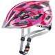 UVEX I-VO C Helmet dark pink shiny